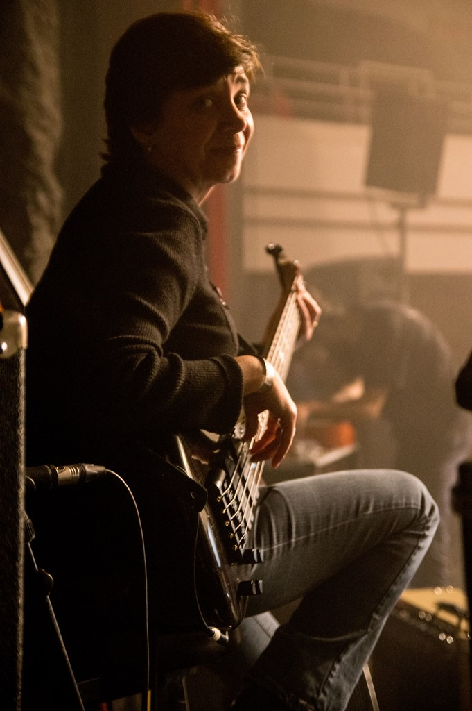 Valérie Picard bassiste contrebassiste